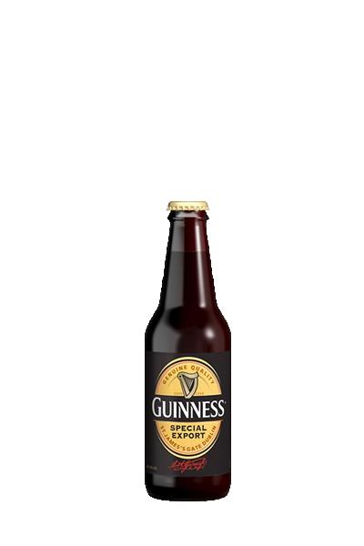 琴尼仕黑啤酒特別版-Guinness Special Export