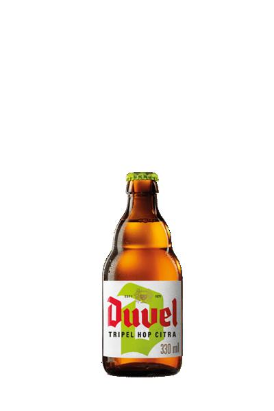 杜瓦經典野酒花啤酒-Duvel Tripel Hop Citra