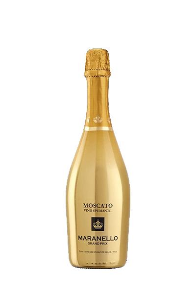黃金瑪拉內洛-莫斯卡托甜氣泡酒-MARANELLO GOLD MOSCATO SPUMANTE DOLCE