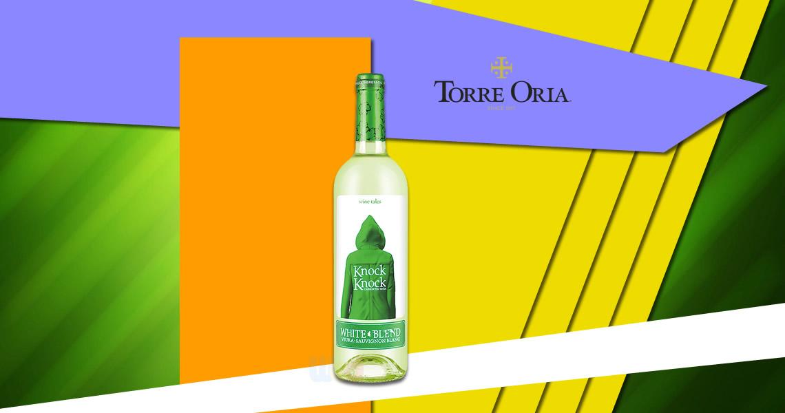 奧蘭奧太狼-經典白酒-Knock Knock Caperucita Tinta White Blend Viura &Sauvignon Blanc