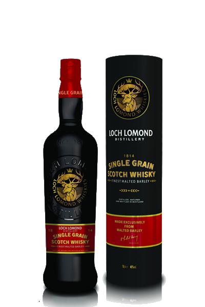 單一穀物-羅曼德湖蘇格蘭威士忌-SINGLE GRAIN SCOTCH WHISKY - LOCH LOMOND