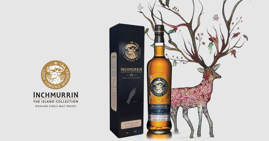 邑極摩18年單一麥芽-羅曼德湖蘇格蘭威士忌-INCHMURRIN 18 YEAR OLD - LOCH LOMOND