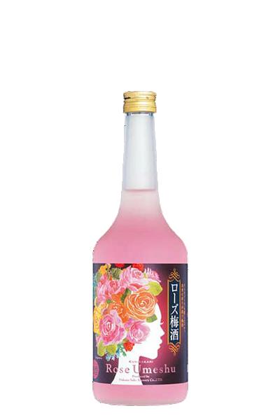 國盛 玫瑰梅酒-中埜酒造 720ml-國盛 ローズ梅酒 - 中埜酒造株式會社