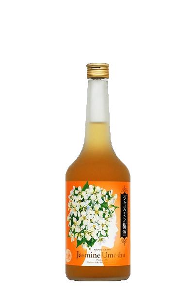 國盛 茉莉花梅酒-中埜酒造 720ml-國盛 ジャスミン梅酒 - 中埜酒造株式會社