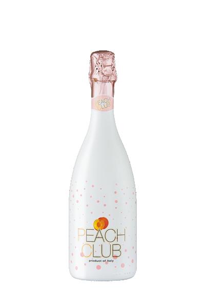 「水蜜桃俱樂部」香氛甜氣泡酒-PEACH CLUB AROMATIZED SPARKLING WINE