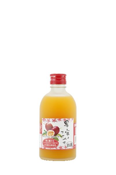 鮮爽百香果酒-果実のささやき パッションフルーツ