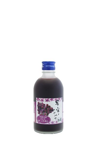 鮮爽葡萄酒- 果実のささやき ぶどう