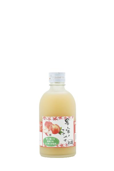 鮮爽水蜜桃酒- 果実のささやき 桃
