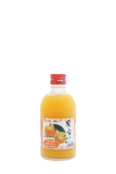 鮮爽蜜柑酒-果実のささやき みかん