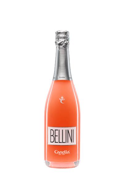 卡內拉貝里尼白桃氣泡酒-Canella Bellini Cocktail