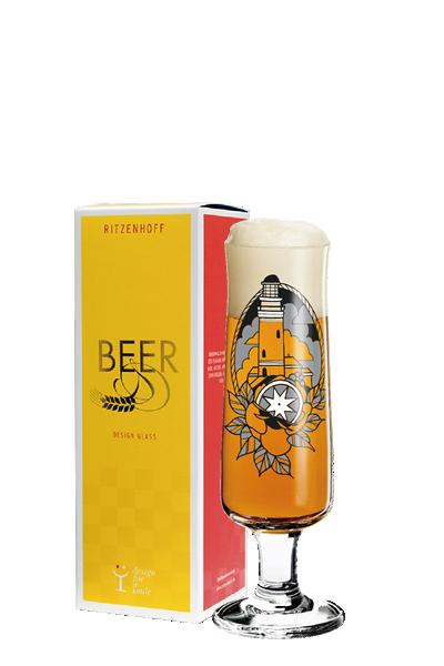 Ritzenhoff新式啤酒杯-燈塔-Ritzenhoff - LIGHTHOUSE