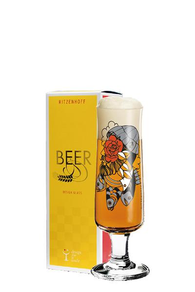 Ritzenhoff新式啤酒杯-漁夫-Ritzenhoff - FISHERMAN