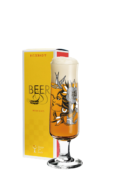 Ritzenhoff新式啤酒杯-漁夫之妻-Ritzenhoff - FISHERMAN'S WIFE