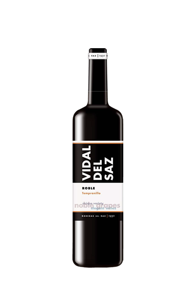 維德絲葡萄酒-Vidal Del Saz (Roble)