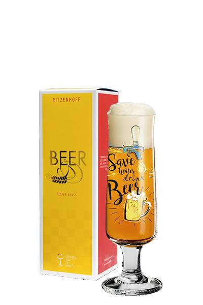Ritzenhoff 新式啤酒杯 - 多喝酒-Ritzenhoff - DOMINIKA PRZYBYLSKA