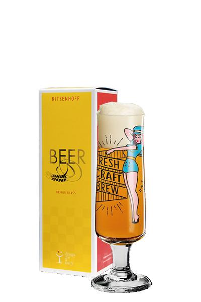 Ritzenhoff 新式啤酒杯 - 啤酒美眉-Ritzenhoff - ALICE WILSON