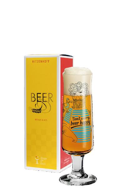 Ritzenhoff 新式啤酒杯 - 快樂啤酒-Ritzenhoff - NATALIA YABLUNOVSKA