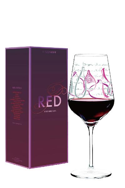 Ritzenhoff 紅酒杯 - 紅酒樂章-Ritzenhoff - VIRGINIA ROMO