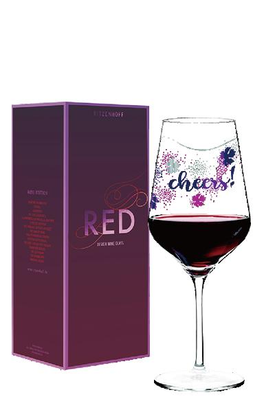 Ritzenhoff 紅酒杯 - 舉杯-Ritzenhoff  - cheers
