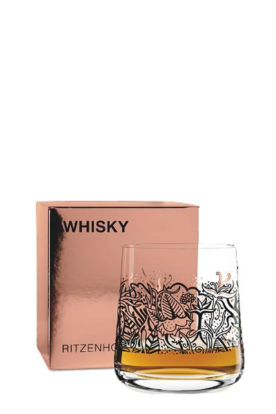 Ritzenhoff 威士忌杯-繁花似錦-Ritzenhoff - ADAM HAYES