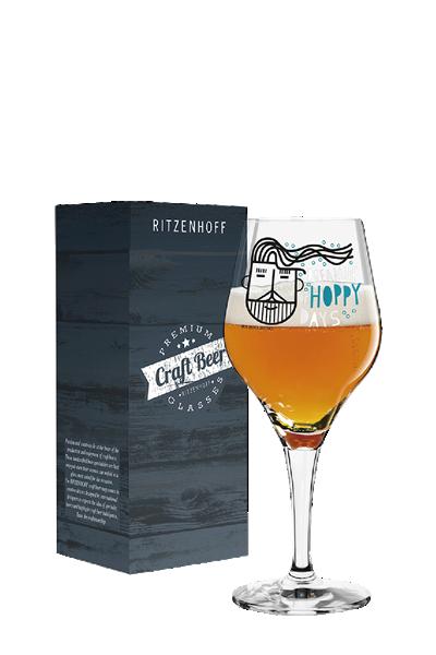 Ritzenhoff 手工精釀啤酒杯 - 啤酒花型男-Ritzenhoff - craft beer glass