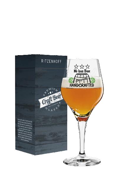 Ritzenhoff 手工精釀啤酒杯 - 啤酒花木桶-Ritzenhoff - craft beer glass