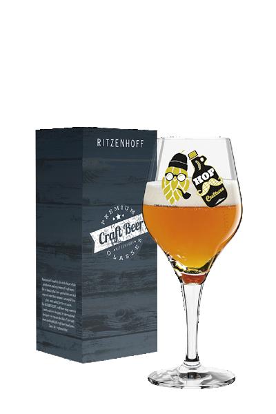 Ritzenhoff 手工精釀啤酒杯 - 菸斗啤酒男-Ritzenhoff - craft beer glass