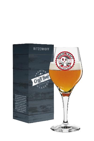 Ritzenhoff 手工精釀啤酒杯 - 啤酒精靈-Ritzenhoff - craft beer glass