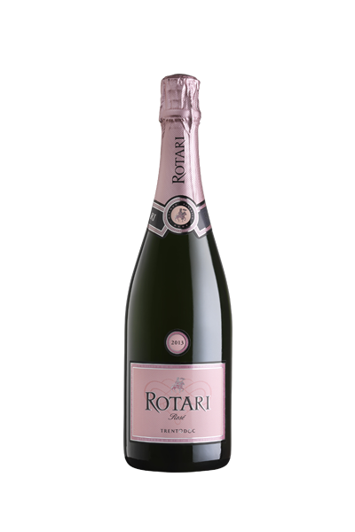 粉紅傳統法氣泡酒-羅塔莉-Rose metodo classico Trentodoc - Rotari