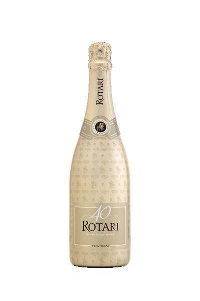 40周年白中白傳統法陳年氣泡酒-羅塔莉-40 anni special limited edition - Rotari