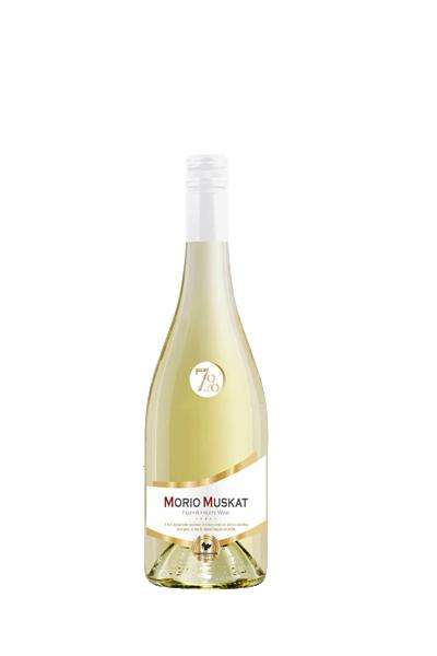 莫莉微氣泡甜白葡萄酒-Morio Muskat