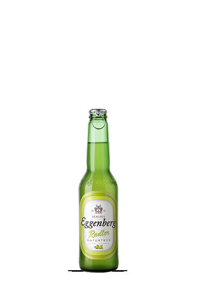 艾根堡接骨木檸檬啤酒-Schloss Eggenberg Radler Naturtrüb