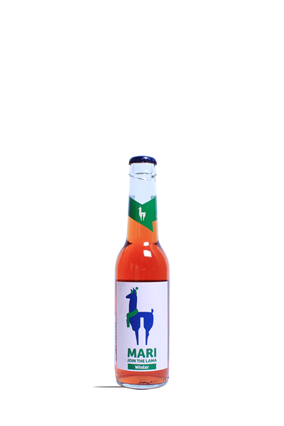 MARI-草泥馬聖誕熱氣泡調酒-MARI WINTER