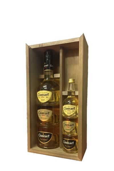 愛爾蘭克隆塔夫威士忌-Clontarf Irish Whiskey