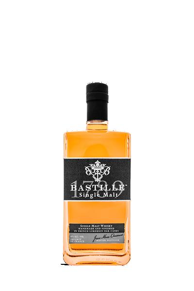 法國巴斯堤威士忌單一純麥(禮盒組)-Bastille Whisky Single Malt