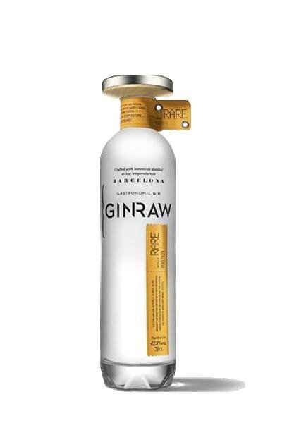琴裸杜松子酒-GINRAW
