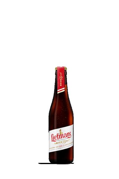 蕾曼窖藏櫻桃精釀啤酒(小)-Liefmans Kriek Brut