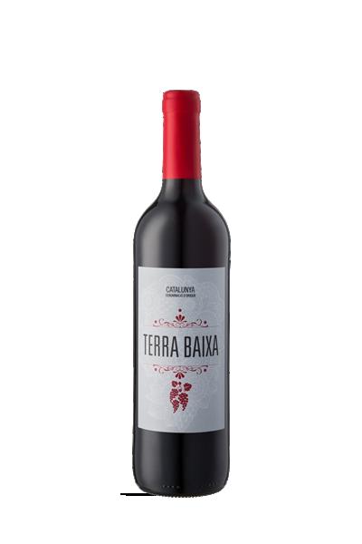 巴哈特級紅酒-Terra baixa red wine