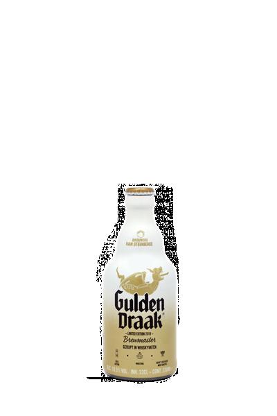 達克黑金龍桶釀啤酒(330ml)-Gulden Draak Gerijpt In Whiskyvaten