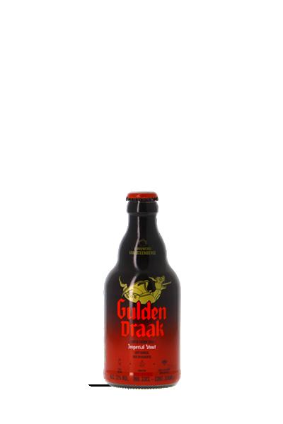 達克黑金龍帝國司陶特啤酒-Gulden Draak Imperial Stout