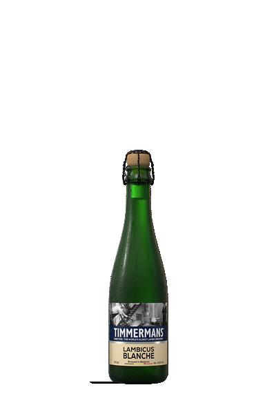 廷曼斯傳統自然發酵白啤酒-Timmermans Lambicus Blanche