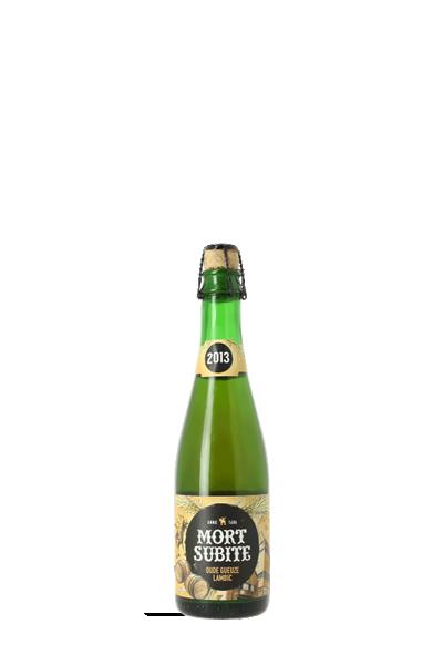 摩斯比窖藏香檳啤酒-Mort Subite Oude Gueuze