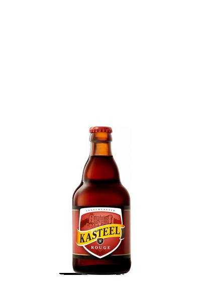 城堡櫻桃黑啤酒(小)-Kasteel Rouge