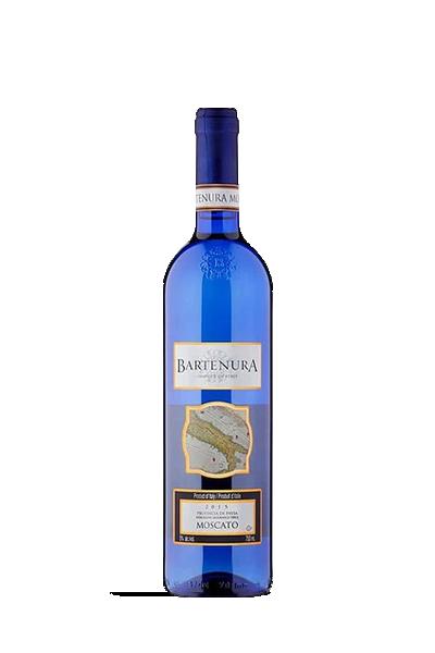 藍瓶-甜白葡萄酒-The Blue Bottle - Bartenura Moscato d'Asti DOCG