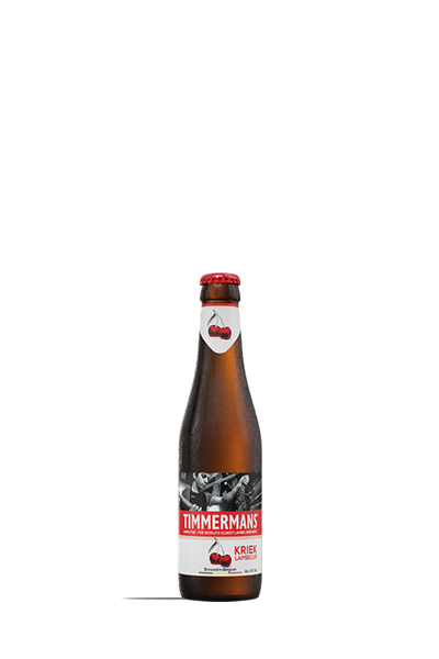 廷曼斯-天然發酵櫻桃水果啤酒-Timmermans Kriek Lambicus