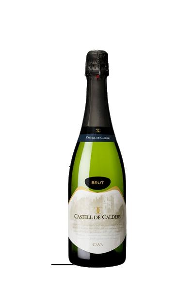 卡斯特-干型氣泡酒-CAVA等級-Castell de Calders Brut DO CAVA . UNIQ