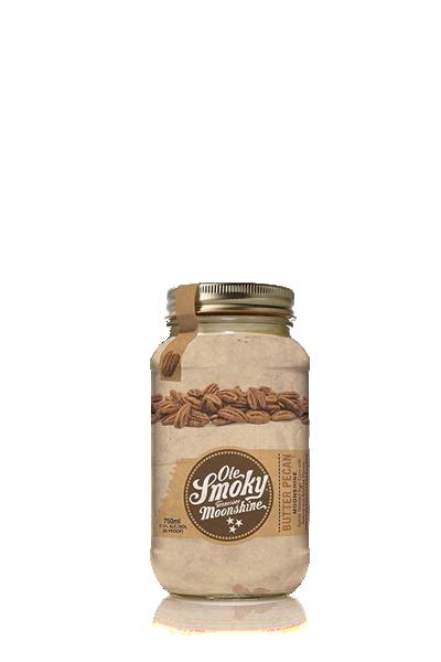 古薰月光酒-奶油胡桃-Ole Smoky Moonshine Butter Pecan