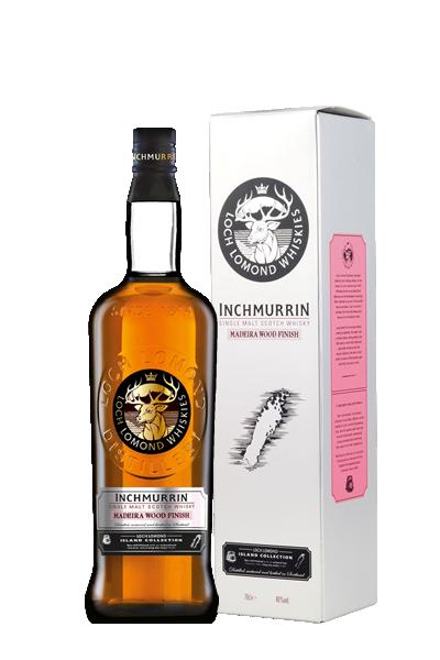 馬德拉換桶(禮盒組)-羅曼德湖蘇格蘭威士忌-MADEIRA WOOD FINISH - LOCH LOMOND