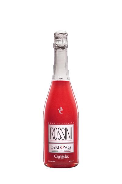 羅西尼草莓氣泡酒-Canella Rossini Cocktail NV