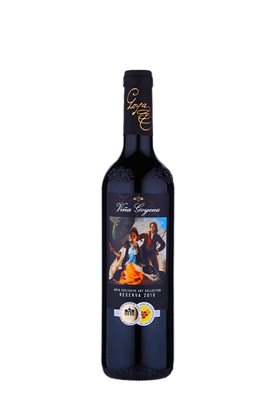 歌雅陳釀紅葡萄酒-Viña Goyena Reserva